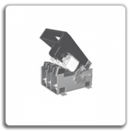 Separator de sarcina tripolar cu siguranta 1215-1219R