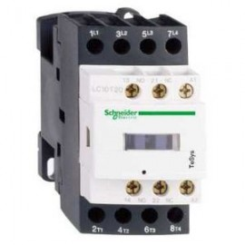 Contactor 3P 18A, auxiliar 1NO+1NC, bobina 230Vca