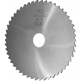 Freza disc STAS 1159 DIN 1838 - Forma G 63 x 2