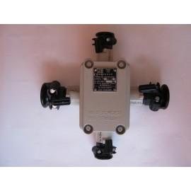 Doza Antiex 4 presetupe 7040 Cutie de derivatie 6mmp