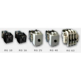 Contactor electric tip RG 63 A