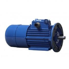 Motor electric cu frana 80B-4 0.75 kW 1500 rpm